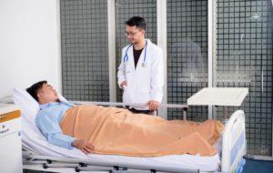 Posições para Exames e Procedimentos  em Enfermagem