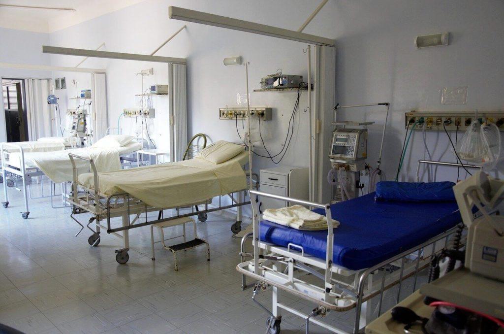 sala de pós operatório
